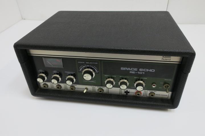 Roland RE-101 テープエコー SPACE ECHO/ローランド