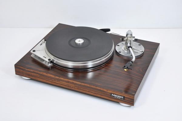 MICRO マイクロ レコードプレーヤー BL-91 ターンテーブル