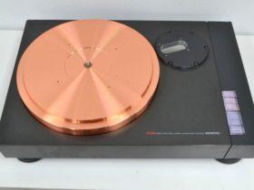 ONKYO オンキョー リニアモーター純銅ターンテーブル PX-100M